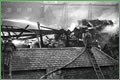 Esk Mills Pulp Shed Fire 1938